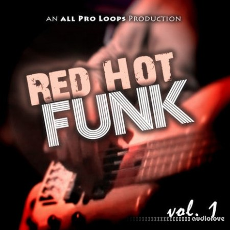 All Pro Loops Red Hot Funk Vol.1 WAV MiDi