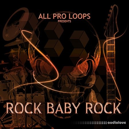 All Pro Loops Rock Baby Rock WAV MiDi
