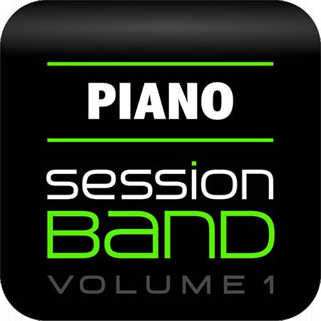 SessionBand Pro Pro Piano WAV
