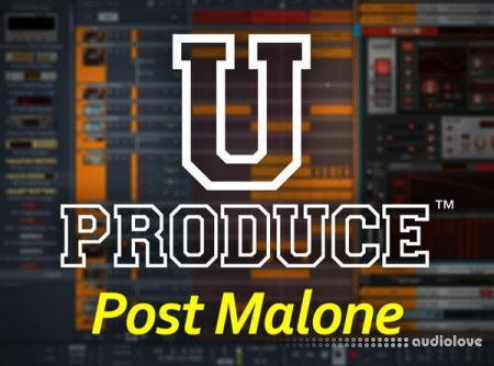 Groove3 U Produce Post Malone TUTORiAL