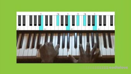 Udemy Intermediate to Advanced Piano Course Become a Top Pianist TUTORiAL