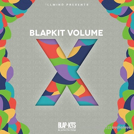!llmind BLAP KIT Volume 10 WAV