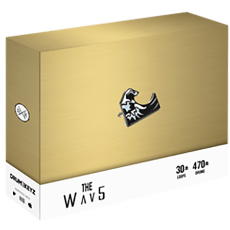 Drumkeyz BWB THE WAVE KIT VOL.5 WAV