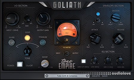 Beatskillz Tone Empire Goliath v1.0.0 CE WiN
