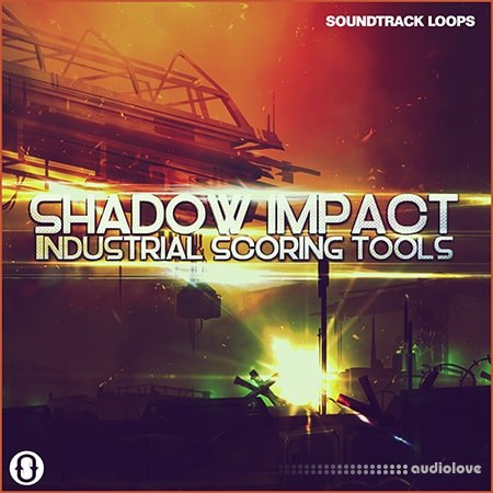 Soundtrack Loops Shadow Impact Industrial Scoring Tools WAV