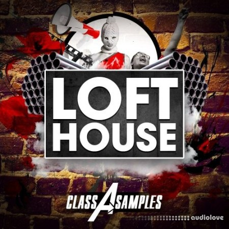 Class A Samples Loft House WAV MiDi Synth Presets