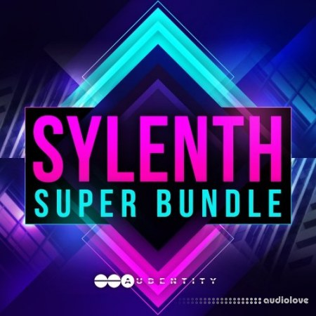 Audentity Sylenth Super Bundle WAV Synth Presets