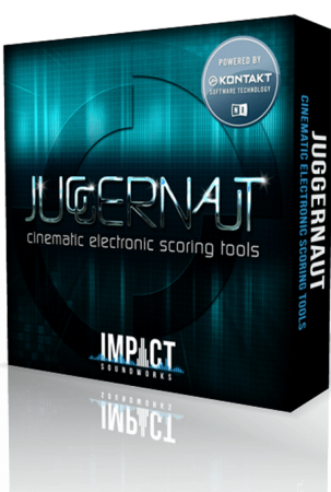 Impact Soundworks Juggernaut Cinematic Electronic Scoring Tools KONTAKT
