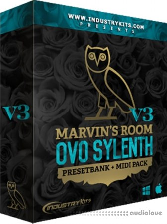 Industry Kits Marvins Room OVO V3 Synth Presets