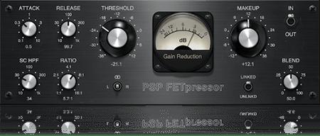 PSPaudioware PSP FETpressor v.1.0.0 MacOSX