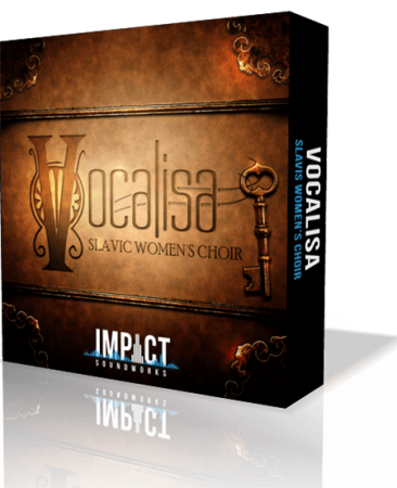 Impact Soundworks Vocalisa Slavic Womens Choir KONTAKT