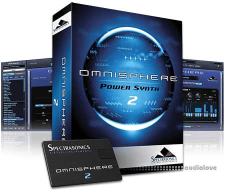 Spectrasonics Omnisphere 2 v2.5.0d / Patch Library v2.5.0c / Soundsource Library v2.5.0c WiN MacOSX