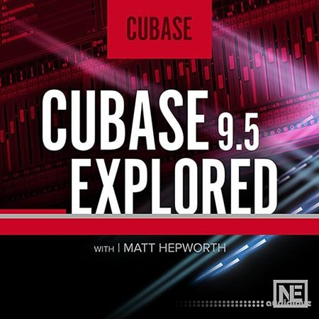 Ask Video Cubase 9.5 101 Cubase 9.5 Explored TUTORiAL