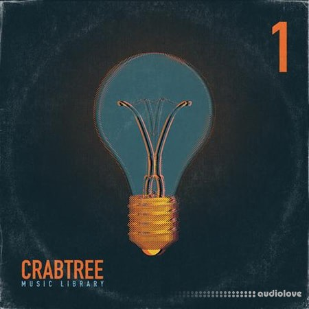 The Drum Broker Crabtree Music Library Vol.1 WAV