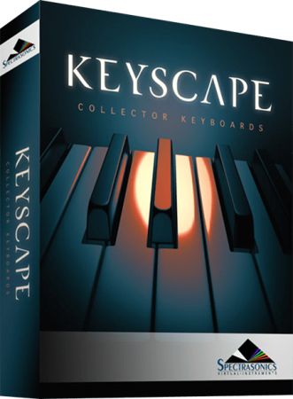 Spectrasonics Keyscape v1.1.2c / Library Update v1.2c WiN MacOSX