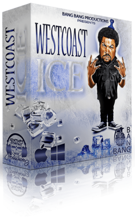 Bang Bang Productions West Coast Ice WAV MiDi