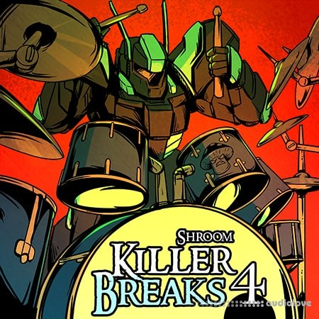Shroom Killer Breaks Vol.4 WAV