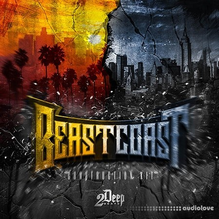 2DEEP Beastcoast WAV MiDi