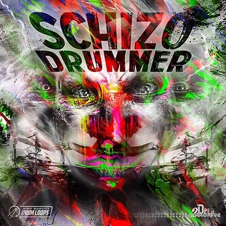 2DEEP Schizo Drummer WAV