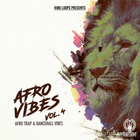 King Loops Afro Vibes Vol.4 WAV MiDi