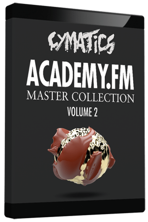 Academy.fm Cymatics Master Collection Vol.2 WAV MiDi
