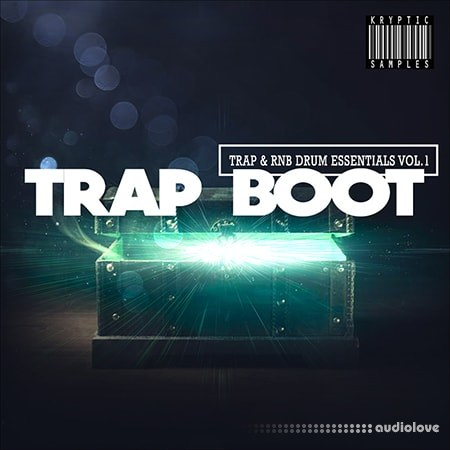 Kryptic Samples Trap Boot Vol.1 WAV
