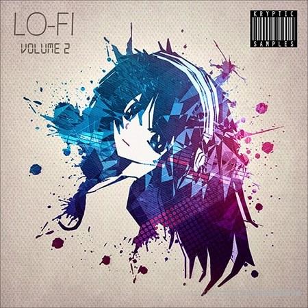 Kryptic Samples Lo-Fi Vol.2 WAV MiDi
