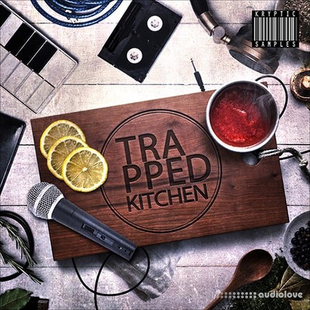 Kryptic Samples Trapped Kitchen WAV