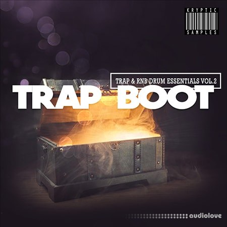 Kryptic Samples Trap Boot Vol.2 WAV