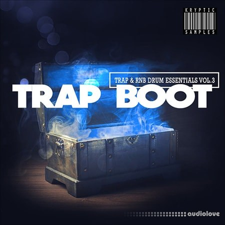 Kryptic Samples Trap Boot Vol.3 WAV