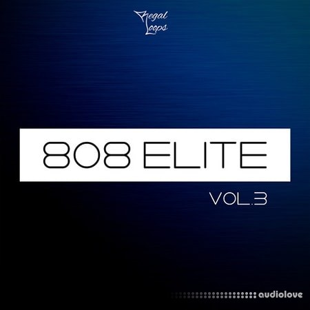 Regal Loops 808 Elite Vol.3 WAV MiDi