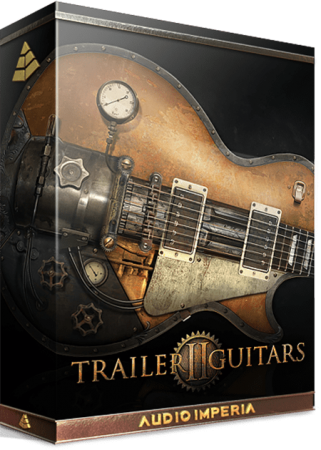 Audio Imperia Trailer Guitars 2 v1.0 KONTAKT