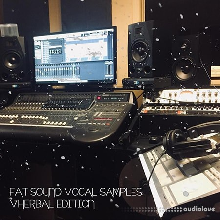 Fat Sound Records Fat Sound Vocal Samples WAV