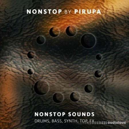 Nonstop Sounds NONSTOP by Pirupa WAV AiFF