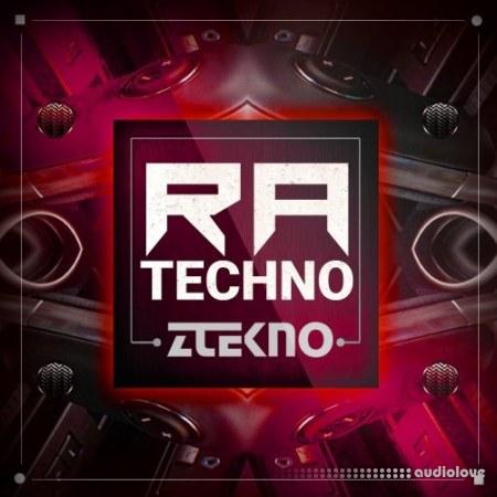 ZTEKNO RA Techno WAV AiFF Synth Presets