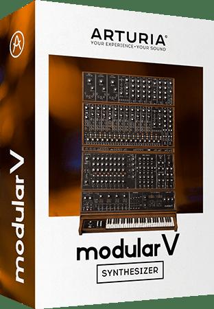 Arturia Modular V3 v3.3.1.1782 CSE / v3.5.0.3410 WiN MacOSX
