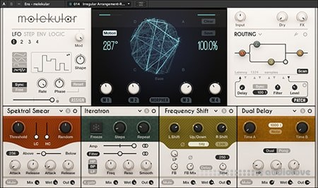 Native Instruments Molekular v1.0.0 WiN MacOSX