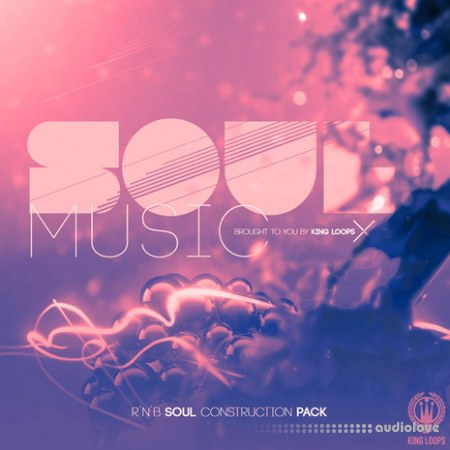 King Loops Soul Music Vol.1 WAV