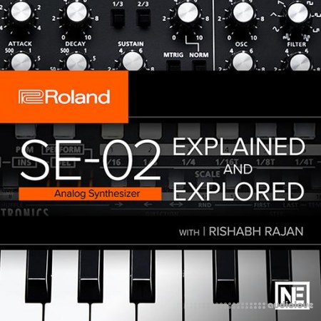Ask Video Roland Boutique 105 SE-02 Explained and Explored TUTORiAL