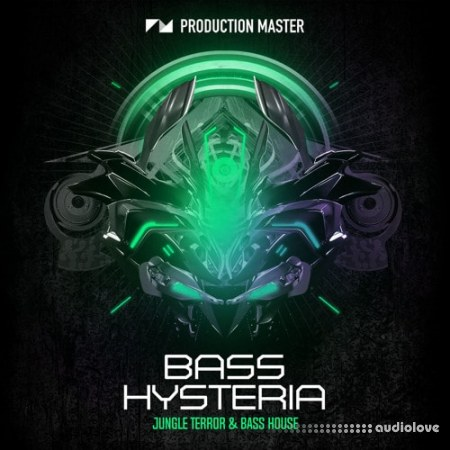 Production Master Bass Hysteria WAV