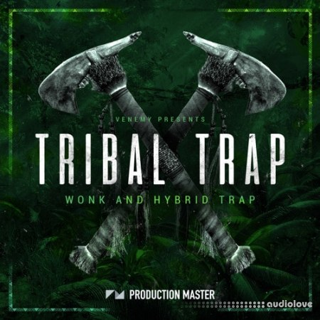 Production Master Tribal Trap WAV