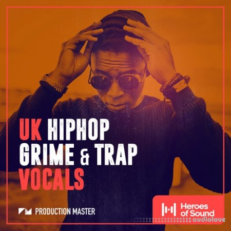 Production Master UK Hip Hop Grime And Trap Vocals WAV