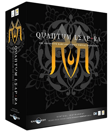 East West Quantum Leap RA (REPACK) KONTAKT