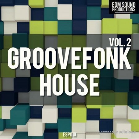 EDM Sound Productions Groovefonk House Vol.2 WAV MiDi