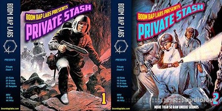 Boom Bap Labs Private Stash Vols.1-2 WAV