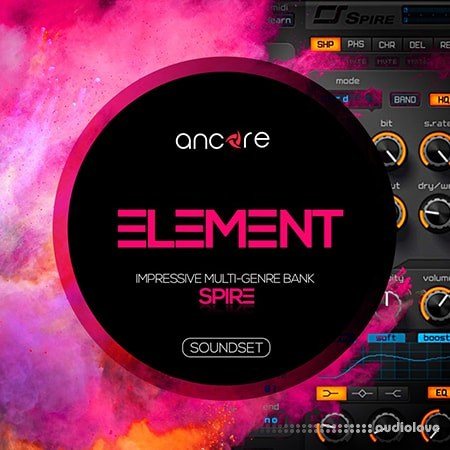 Ancore Sounds Element Vol.1 WAV Synth Presets