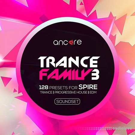 Ancore Sounds Trance Family Vol.3 Synth Presets