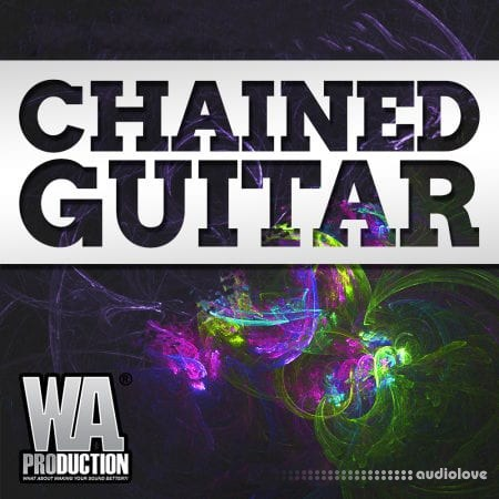 WA Production Chained Guitar WAV