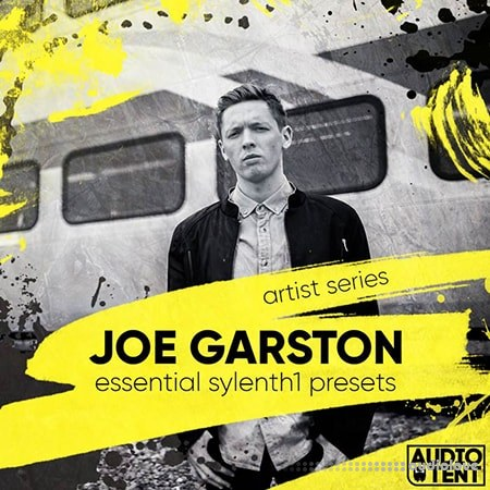 Audiotent Joe Garston Essential Synth Presets