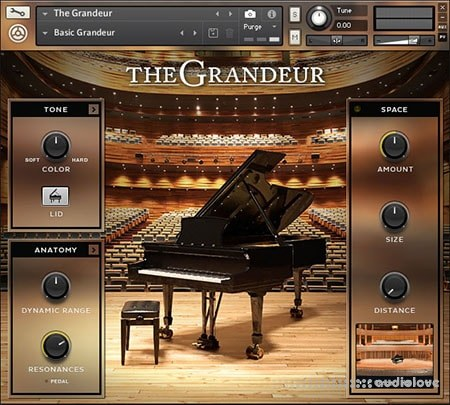 Native Instruments The Grandeur v1.2.0 KONTAKT